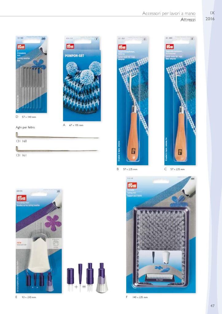 662834_Ferri maglia, uncinetti e accessori_IX_47