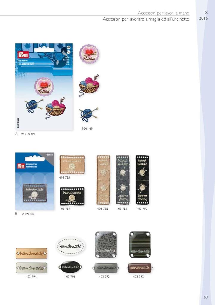 662834_Ferri maglia, uncinetti e accessori_IX_63