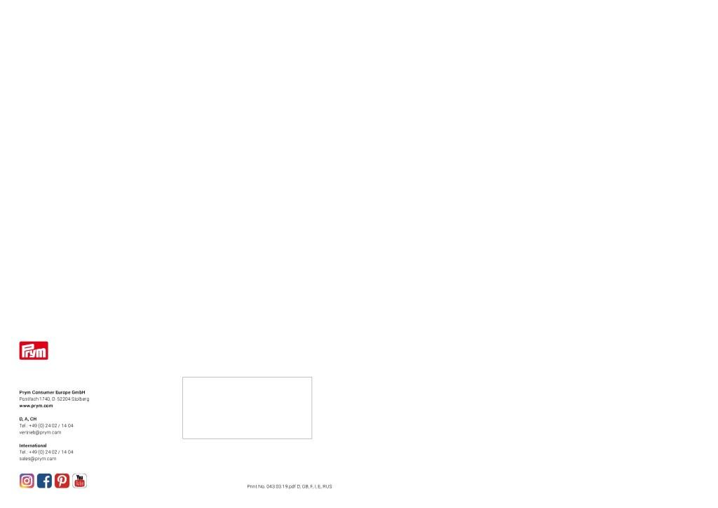 Catalogo Prym Interio 2019_9